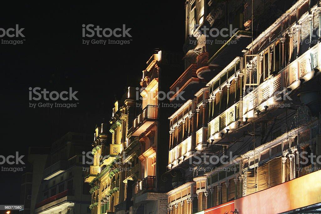 Historic City royalty-free stock photo