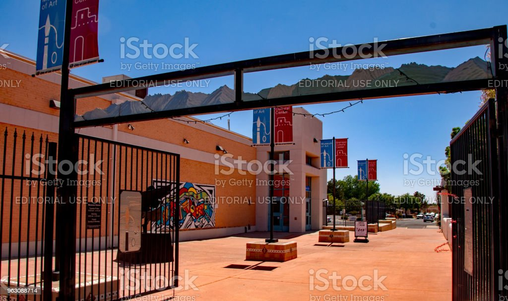 historic downtown las cruces new mexico stock photo more pictures