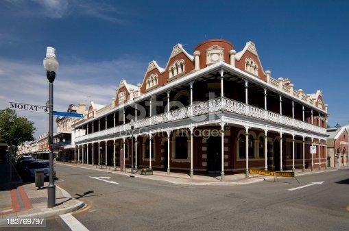 istock Historic Fremantle 183769797