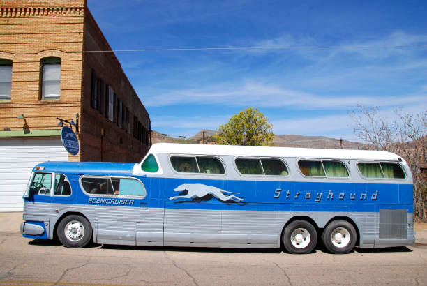 79 Greyhound Bus Stock Photos, Pictures & Royalty-Free Images - iStock