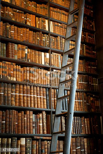 istock Historic Library 471531237