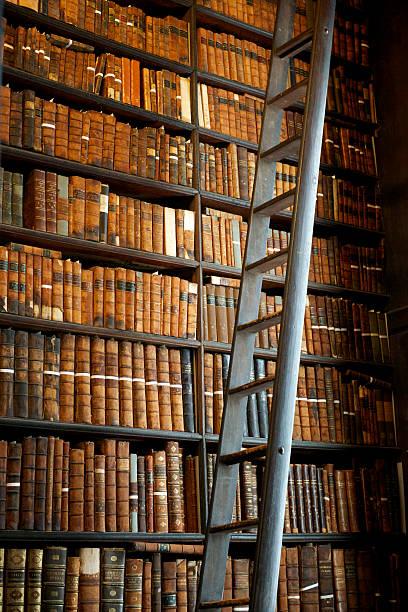 la biblioteca histórico - biblioteca de derecho fotografías e imágenes de stock