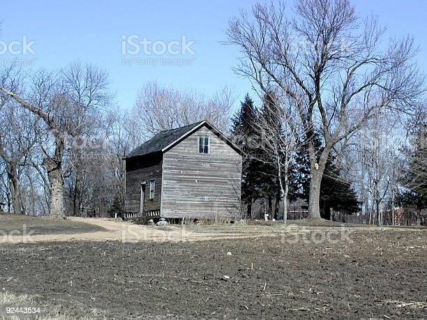 Historic Minnesota Barn