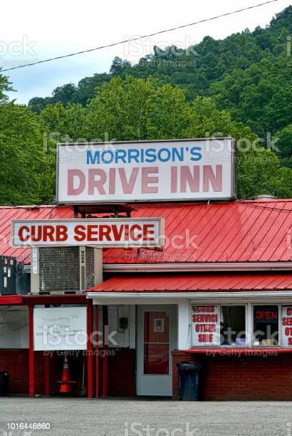Historic Morrison's Drive Inn, Logan, West Virginia