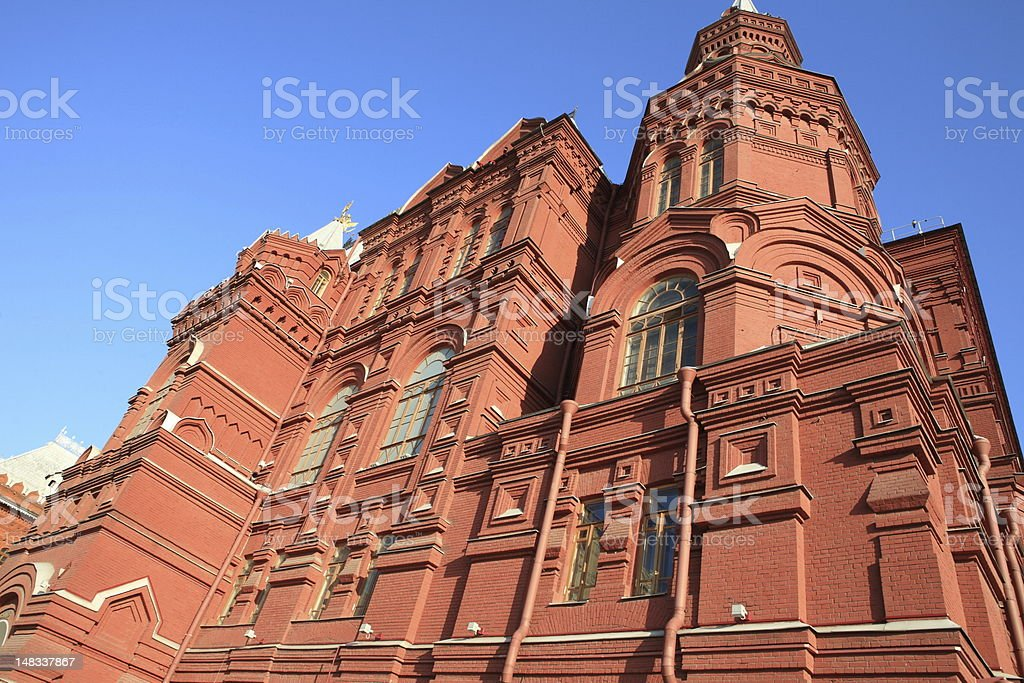 historic museum royalty-free stock photo