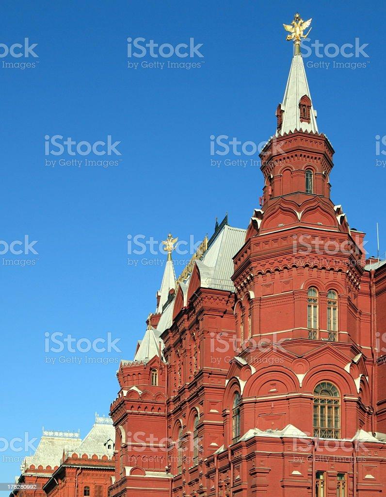 historic museum royalty-free stock photo