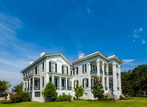 Historische Nottoway-Plantage in Louisiana – Foto
