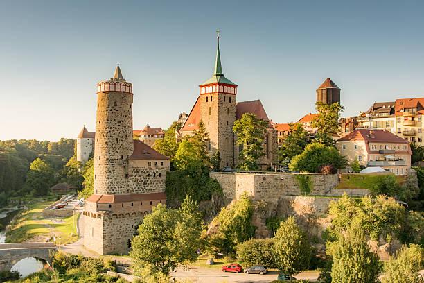 Historic old town of Bautzen – Foto