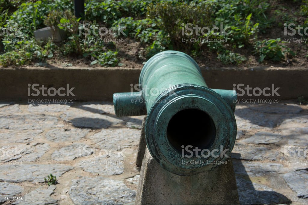 Historic Ottoman Cannon Stock Photo More Pictures Of Antique Istock