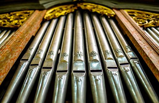 historic pipe organ