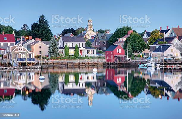 Historic Portsmouth New Hampshire