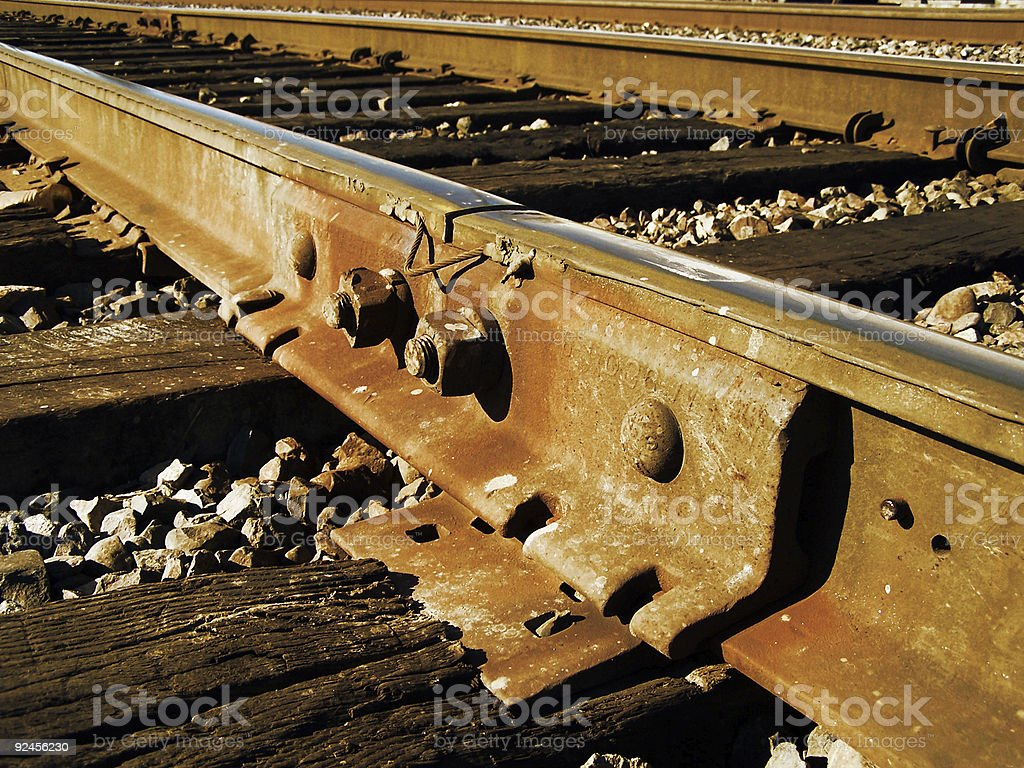 Historic Railway royalty-free stock photo