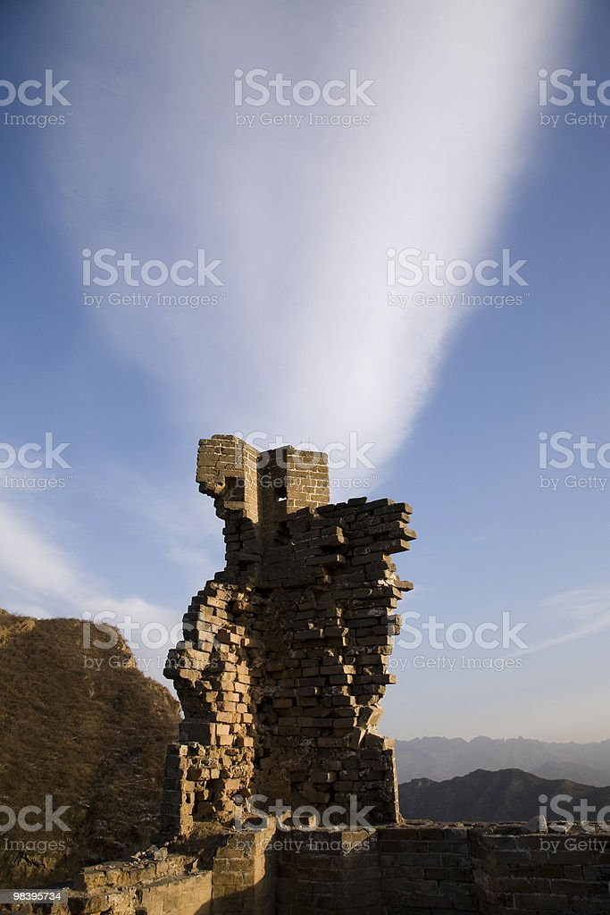 Historic site royalty-free stock photo