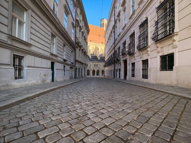 Historic Vienna stock photo