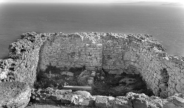 Historical Castle stock photo