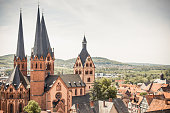 istock Historical City of Gelnhausen, Hesse, Germany 636708530