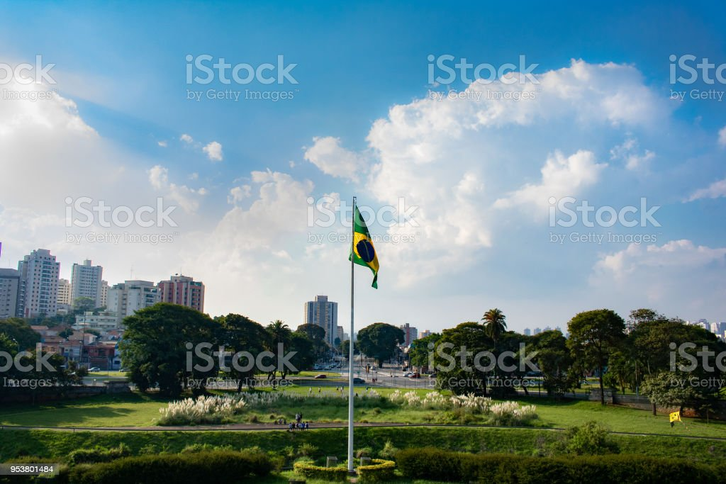 Historical place stock photo