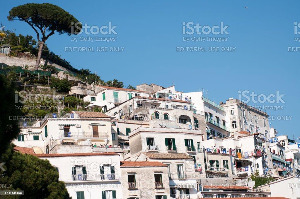 Historical Regatta - Italy royalty-free stock photo