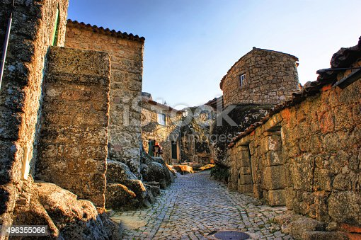 Historical village of Monsanto, Portugal