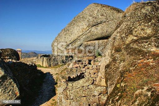 Historical village of Monsanto, Portugal