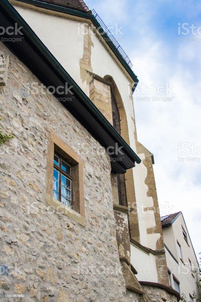 Historische Stadt Waiblingen, Deutschland stock photo