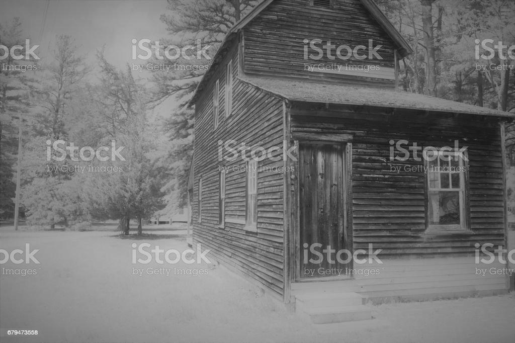 歷史風貌建築 免版稅 stock photo