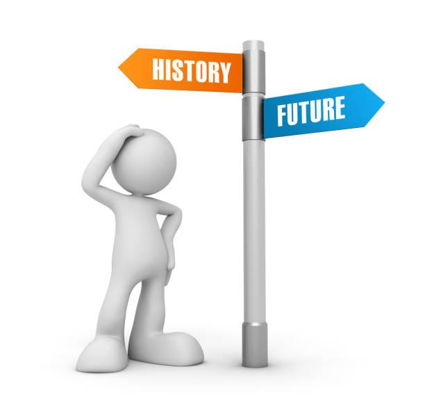 歴史未来 3 d イラスト - アイコン プレゼント ストックフォトと画像