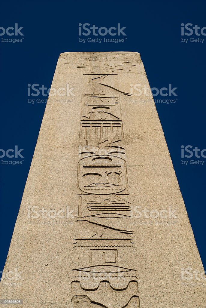 history in column royalty-free stock photo