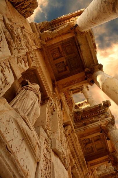 History of Ephesus It was taken in Ephesus ephesus stock pictures, royalty-free photos & images