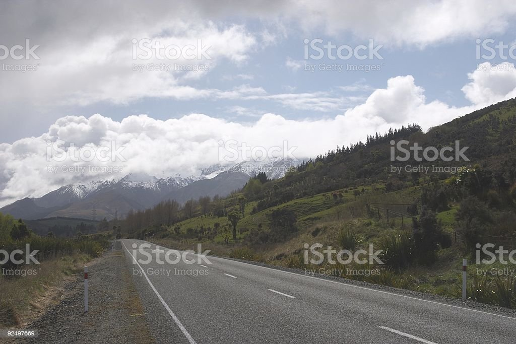 Hit the road... royalty-free stock photo