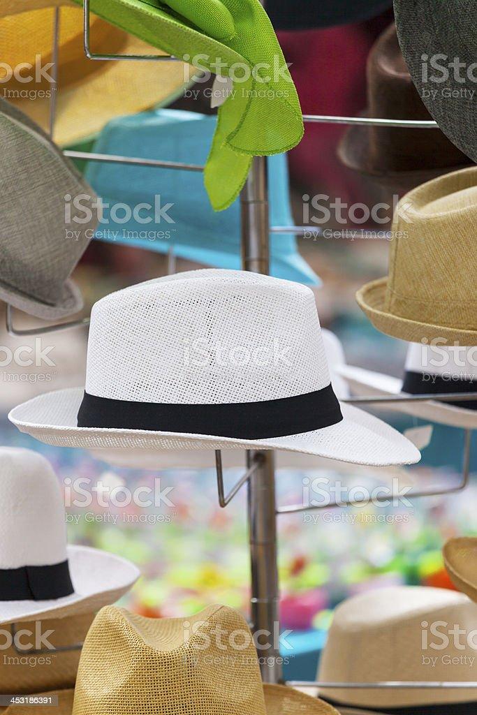 Hite hat royalty-free stock photo