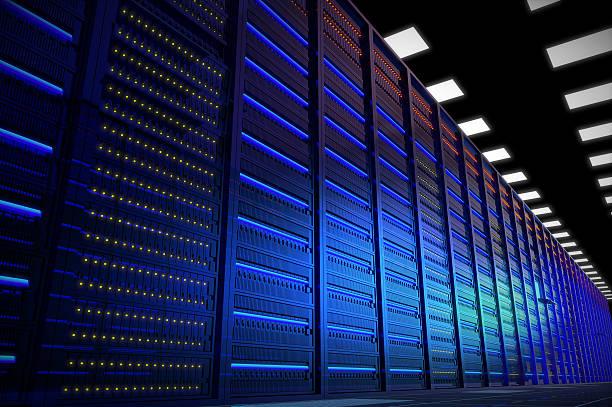 hi-tech-computer network - kreativer speicher stock-fotos und bilder