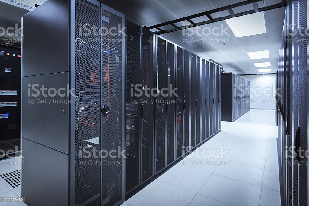 Hi-Tech-Data Center – Foto