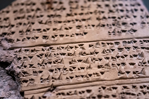 Hittite archeology foundings in Anatolia