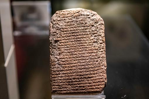 Hittite archeology foundings