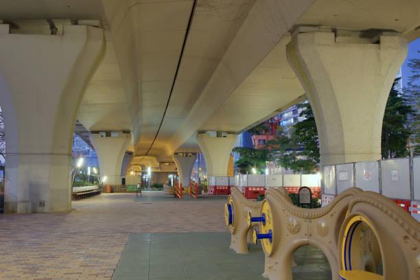 香港觀塘塘長廊 2017圖像檔