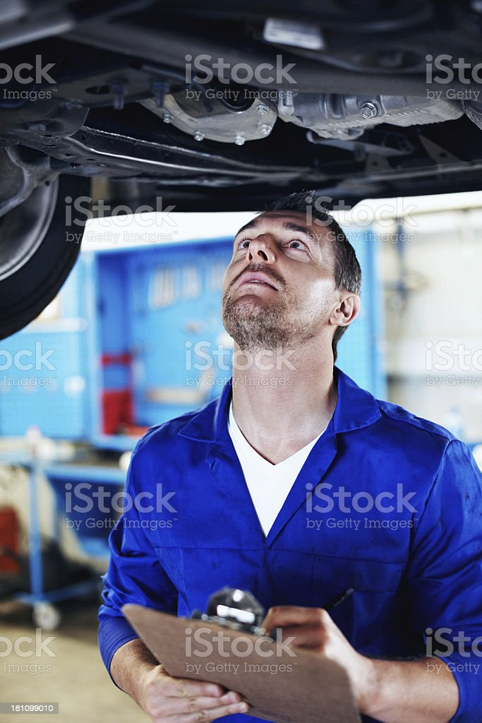 Hmm, I think that part could use changing... stock photo