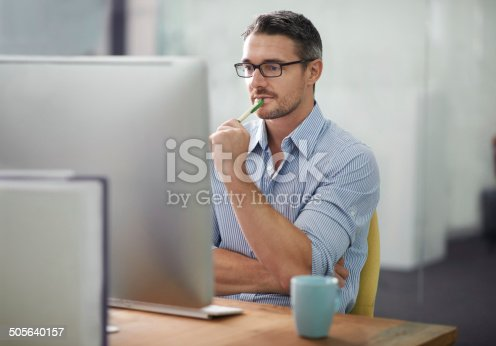 istock Hmmm... Where to start? 505640157