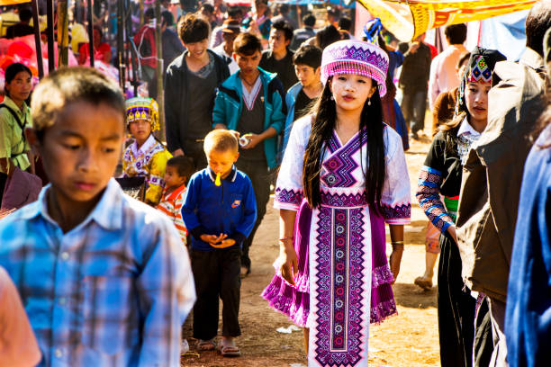 Hmong New Year Stock Photos, Pictures & Royalty-Free Images - iStock