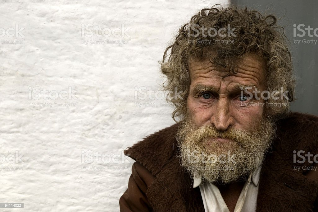 hobo stock photo