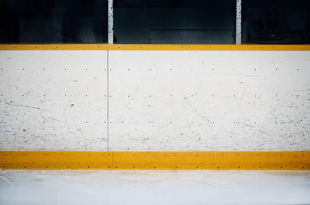 Hockey arena boards Hintergrund – Foto