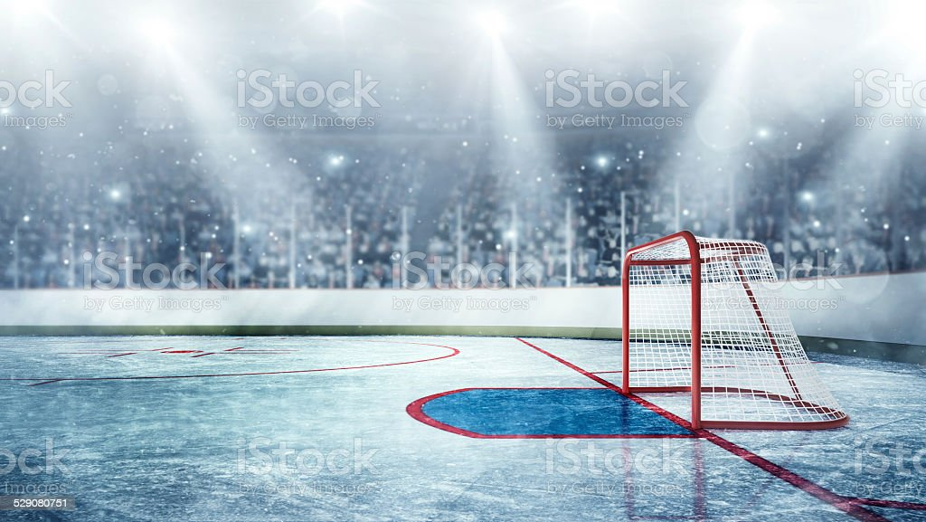 Estadio de Hockey - foto de stock