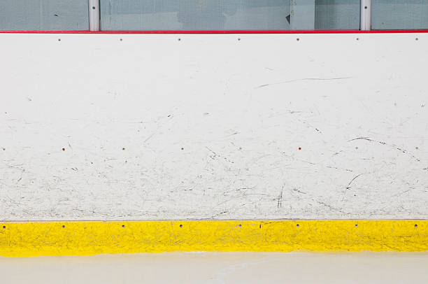 hockey boards - getting on stock photos and pictures