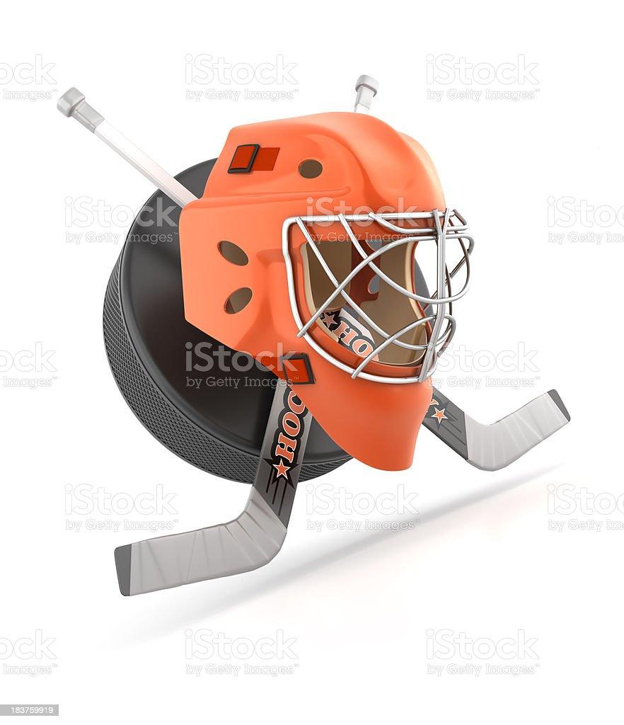 Hockey Design stock photo