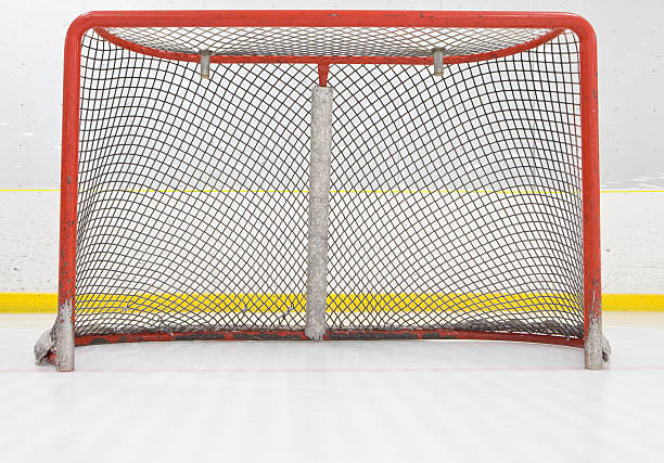 Best Hockey Goal Stock Photos, Pictures & Royalty-Free Images - iStock