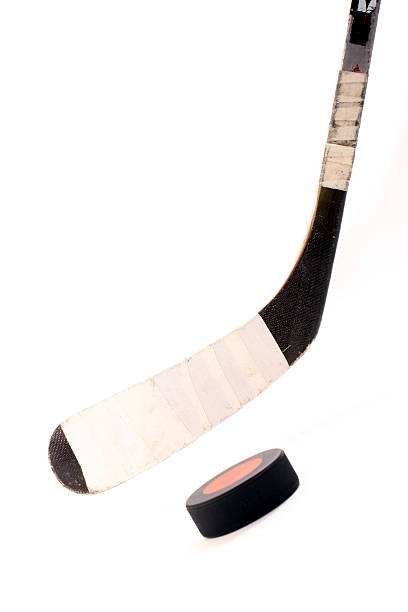 hockey - hockey stick stock pictures, royalty-free photos & images