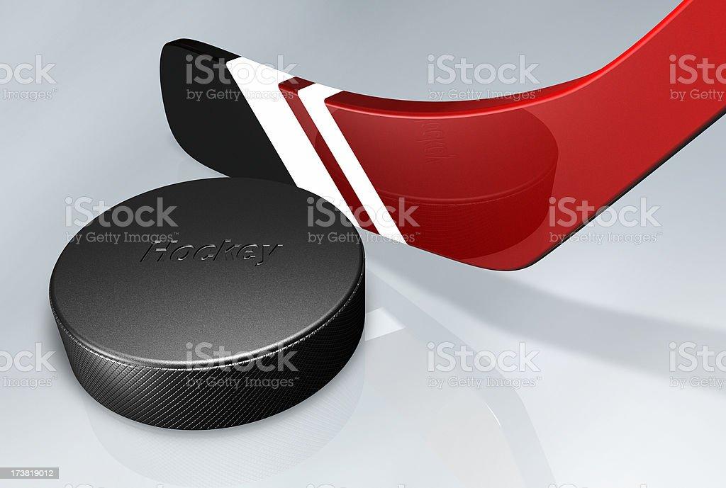 hockey royalty-free stock photo
