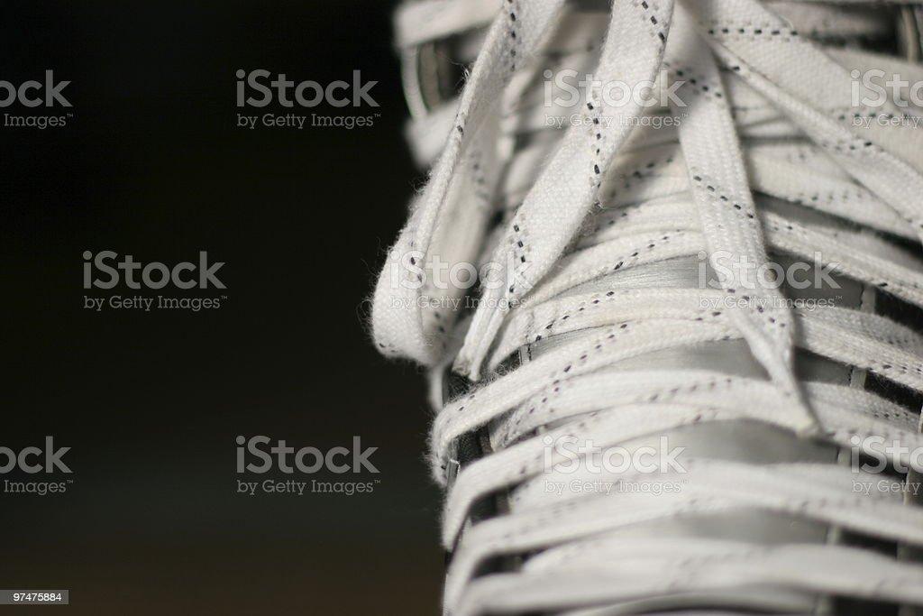 Hockey Skate III stock photo