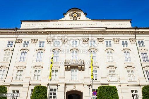 istock Hofburg Imperial Palace, Innsbruck 899657780