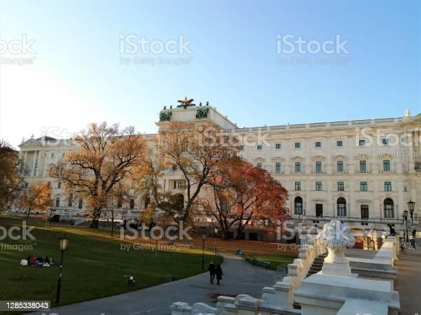 Congresso E Centro Eventi Di Hofburg Vienna E Organizzazione Osce Per La Sicurezza E La Cooperazione In Europa Vienna Austria Nel 11072020 - Fotografie stock e altre immagini di Affari internazionali